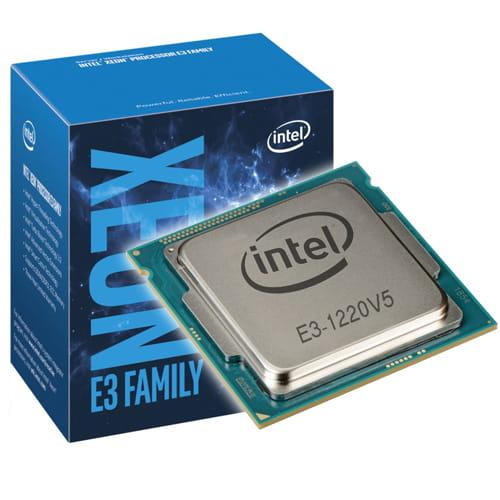 Intel Xeon E3-1220v5 3Ghz. 1151.