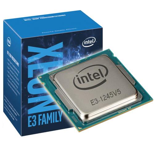 Intel Xeon E3-1245v5 3.5Ghz. 1151.