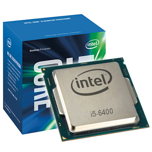 Intel Core I5-6400 2.7Ghz (Skylake) 1151