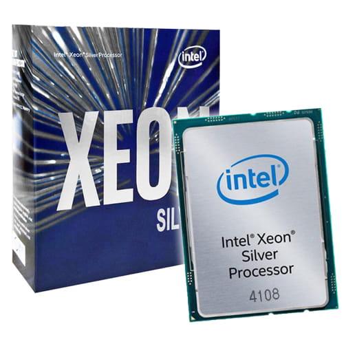 Intel Xeon Silver 4108 1.8GHz. Socket 3647.