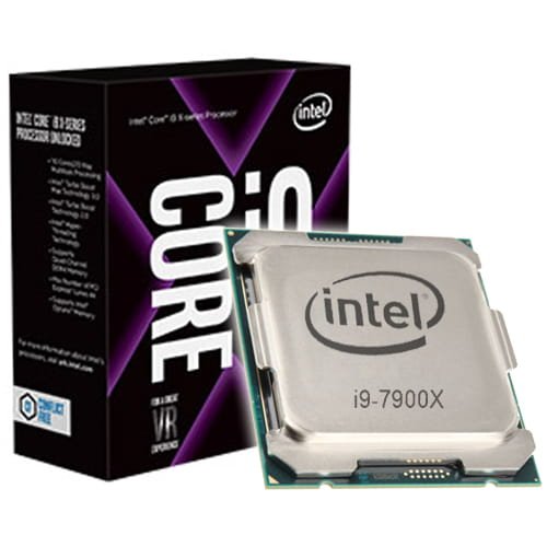 Intel Core I9-7900X 3.3Ghz. 2066.
