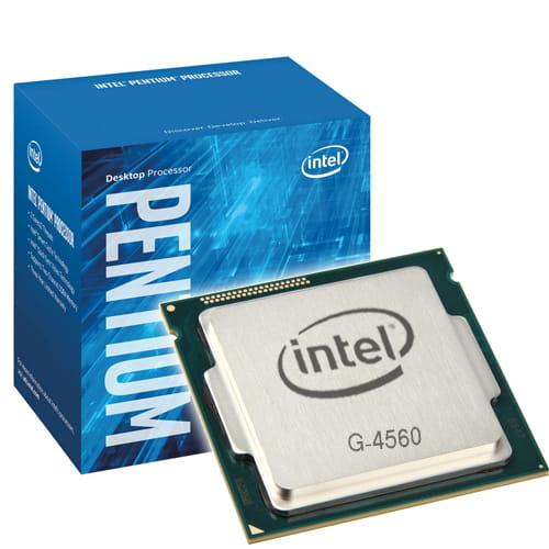 Intel Pentium G4560 3.5Ghz. Socket 1151.