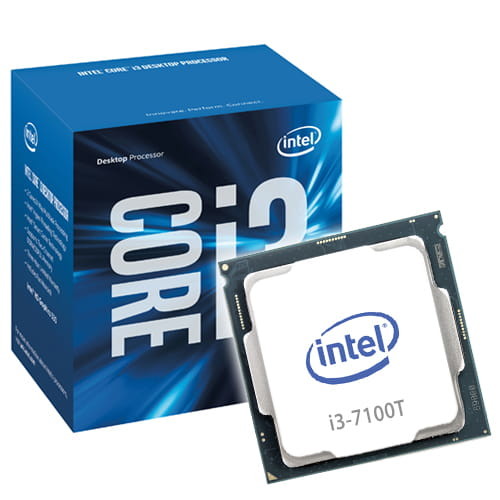 Intel Core i3-7100T 3.4Ghz. Socket 1151.