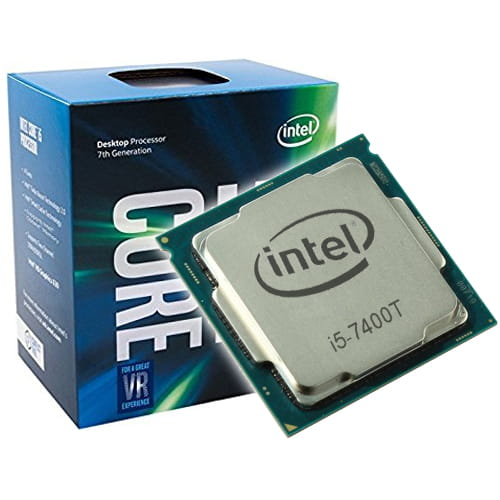 Intel Core I5-7400T 2.4Ghz. 1151.