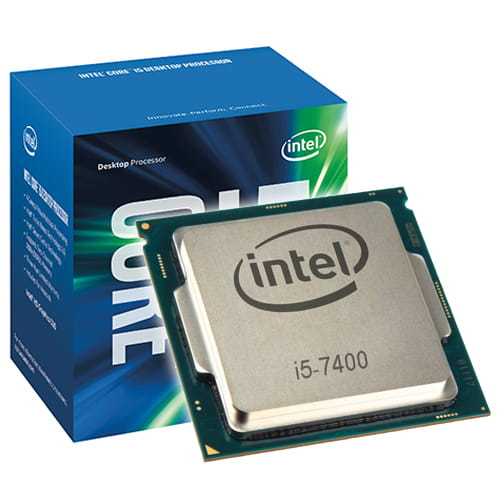 Intel Core I5-7400 3Ghz. 1151