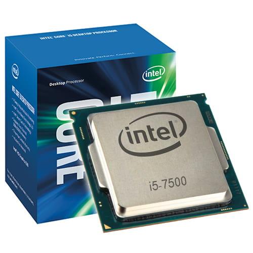 Intel Core I5-7500 3.4Ghz. 1151