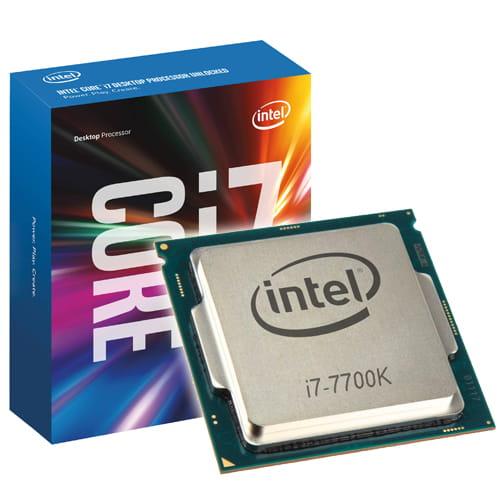 Intel Core I7-7700K 4.2Ghz. 1151