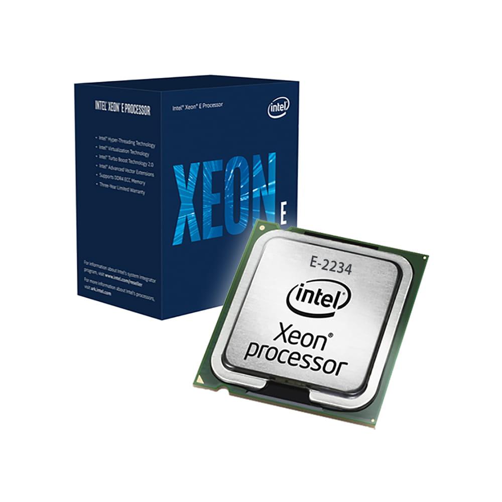 Intel Xeon E-2234 3.6Ghz. Socket 1151.