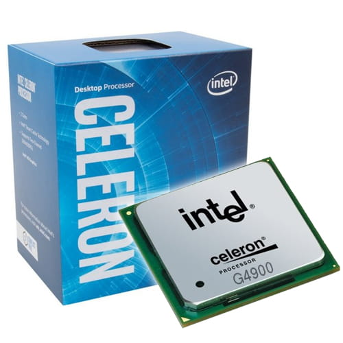 Intel Celeron G4900 3.10GHz. Socket 1151.
