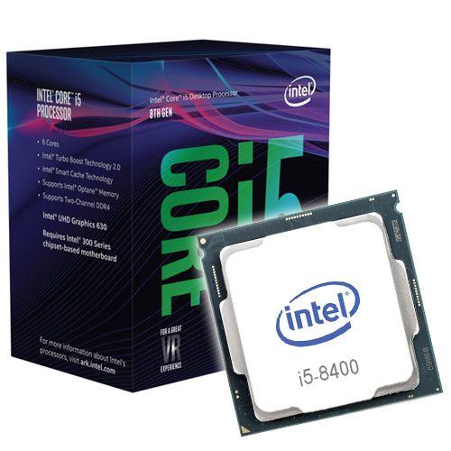 Intel Core I5-8400 2.8Ghz. 1151.