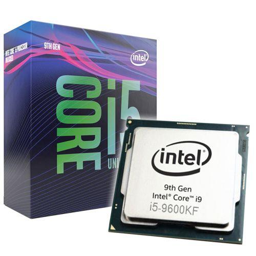 Intel Core i5-9600KF 3.70GHz. Socket 1151.