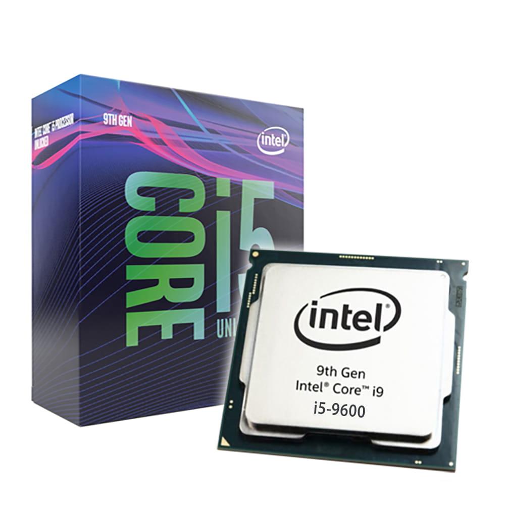 Intel Core i5-9600 3.1Ghz. Socket 1151.