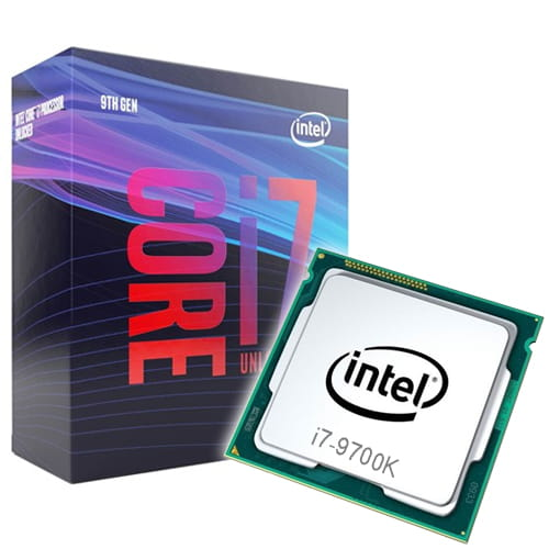 Intel Core i7-9700K 3.60GHz. Socket 1151.
