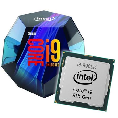 Intel Core i9-9900K 3.60GHz. Socket 1151.