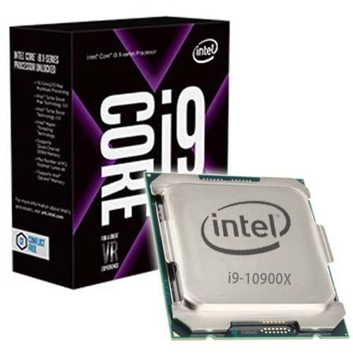 Intel Core i9-10900X 3.7Ghz. Socket 2066.