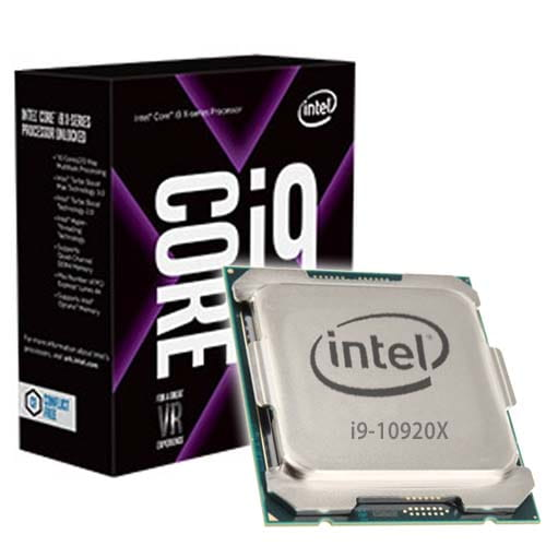 Intel Core i9-10920X 3.5Ghz. Socket 2066.