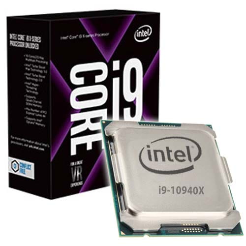 Intel Core i9-10940X 3.3Ghz. Socket 2066.