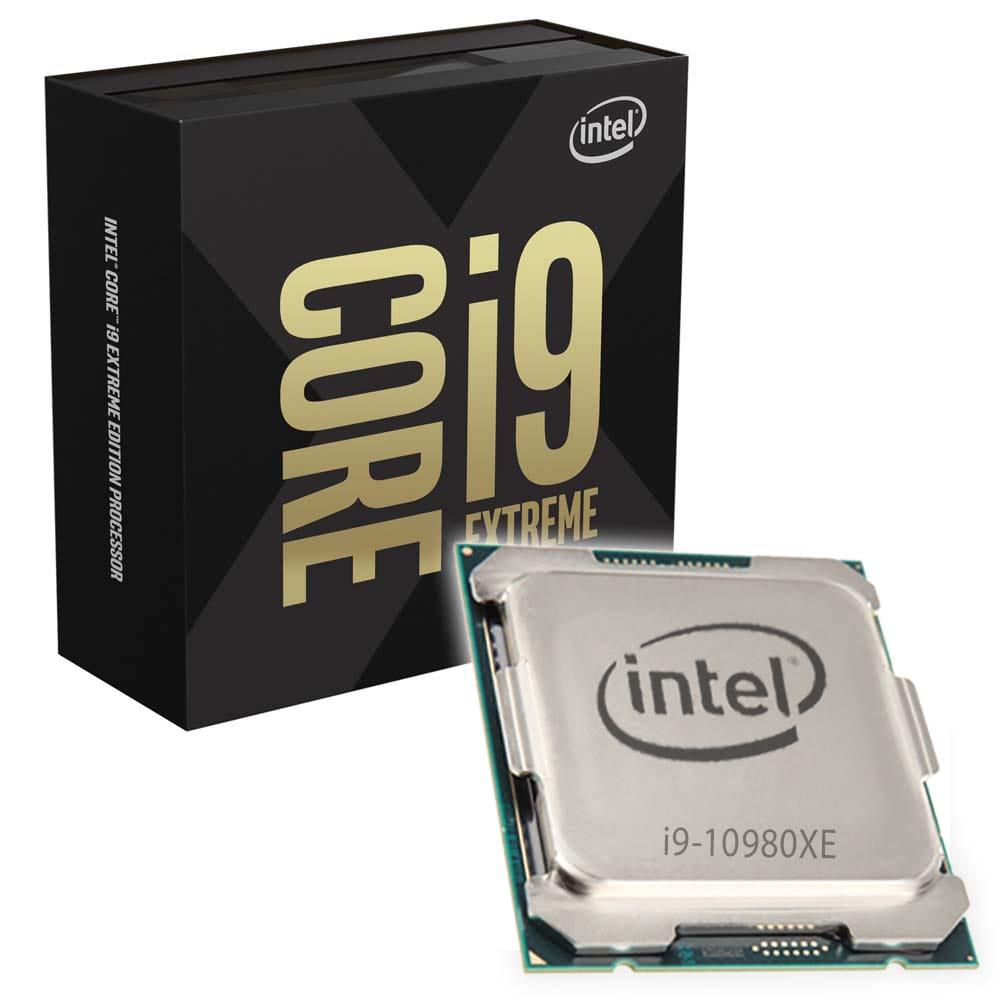 Intel Core i9-10980XE 3.0Ghz. Socket 2066.
