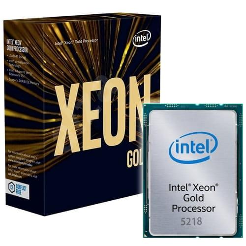 Intel Xeon Gold 5218 2.3Ghz. Socket 3647.