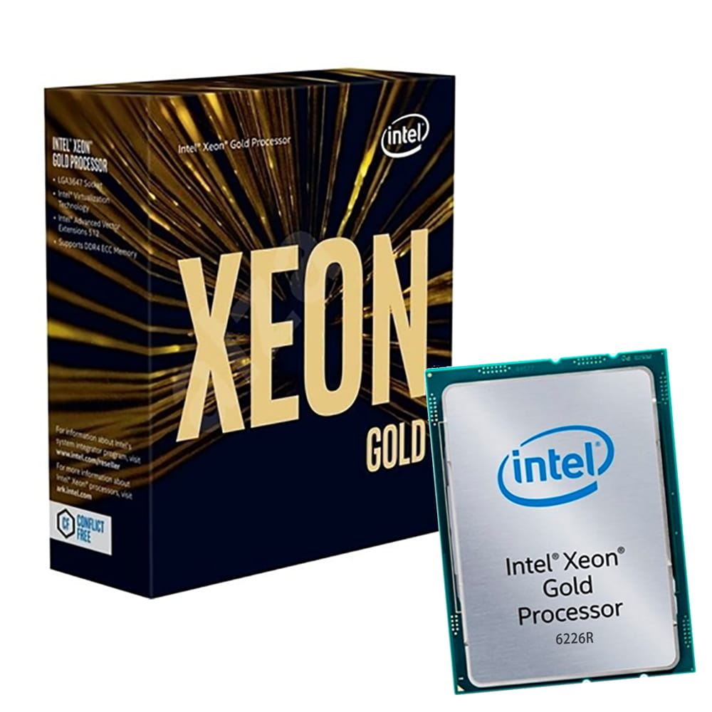 Intel Xeon Gold 6226R 2.9Ghz. Socket 3647.