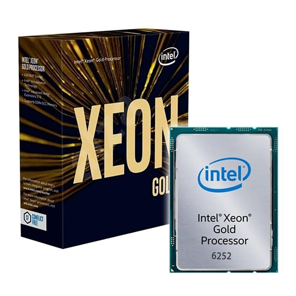 Intel Xeon Gold 6252 2.10Ghz. Socket 3647.
