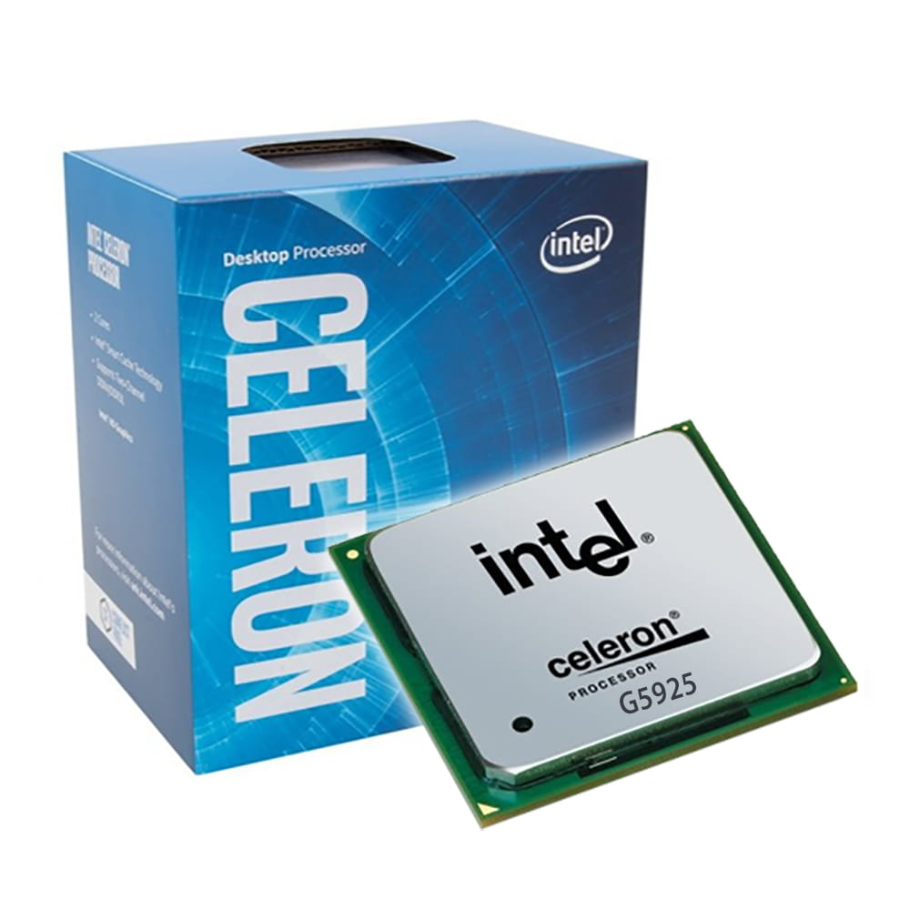 Intel Celeron G5925 3.6Ghz. Socket 1200.