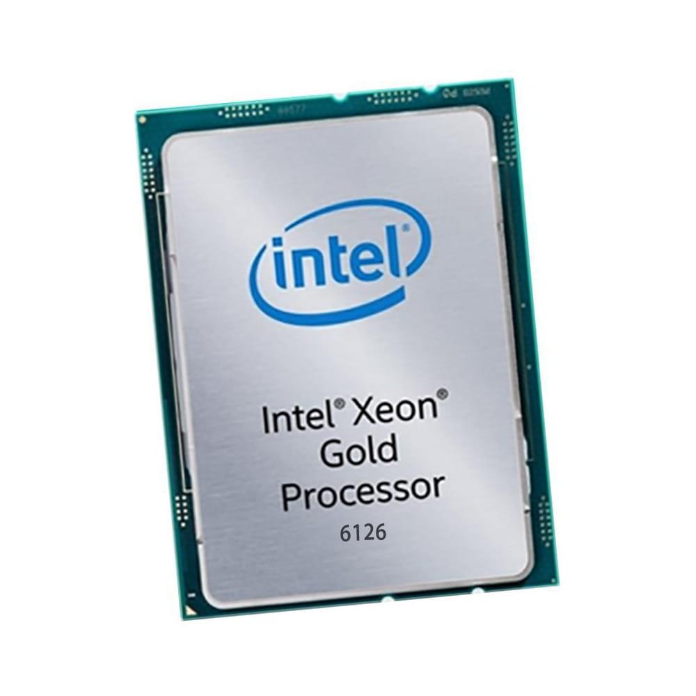 Intel Xeon Gold 6126 2.6Ghz. Socket 3647. TRAY