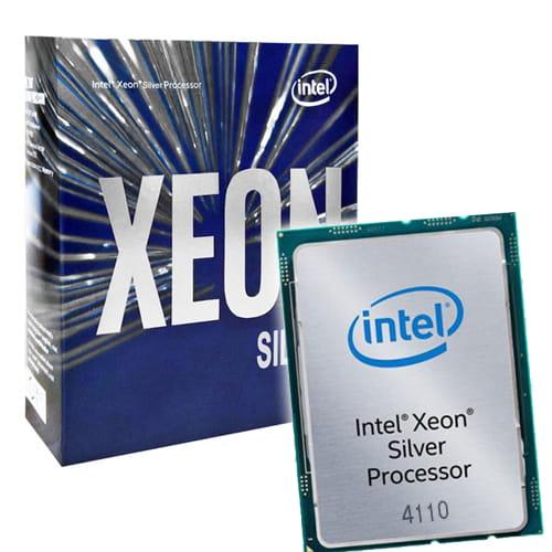Intel Xeon Silver 4110 2.1Ghz. 3647.