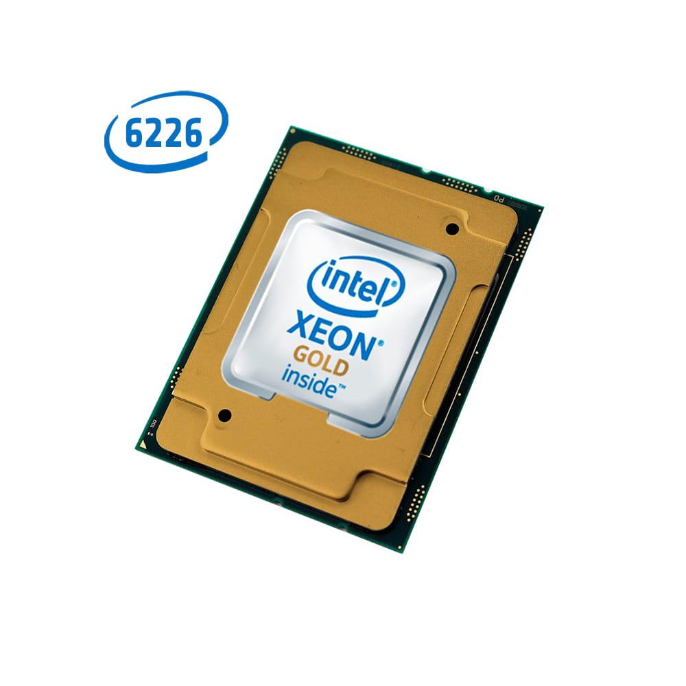 Intel Xeon Gold 6226 2.7Ghz. Socket 3647. TRAY.