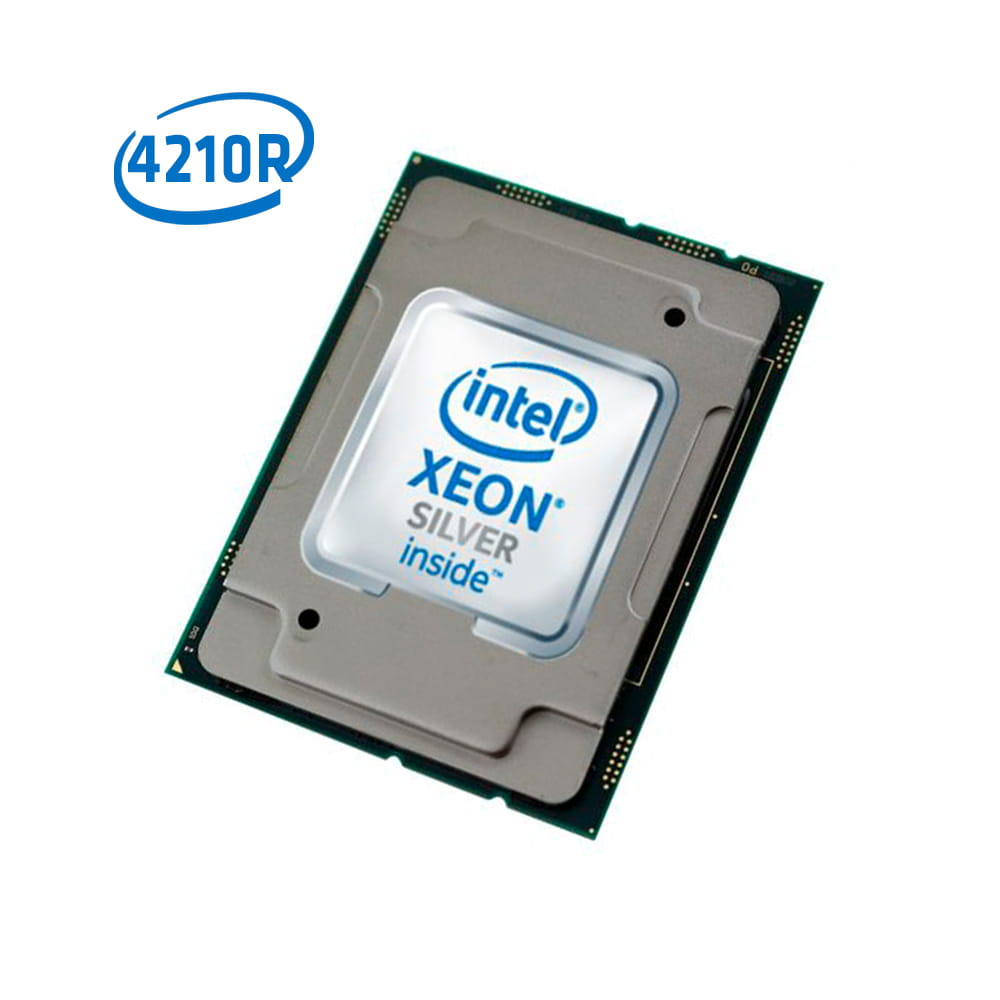 Intel Xeon Silver 4210R 2.4Ghz. Socket 3647. TRAY