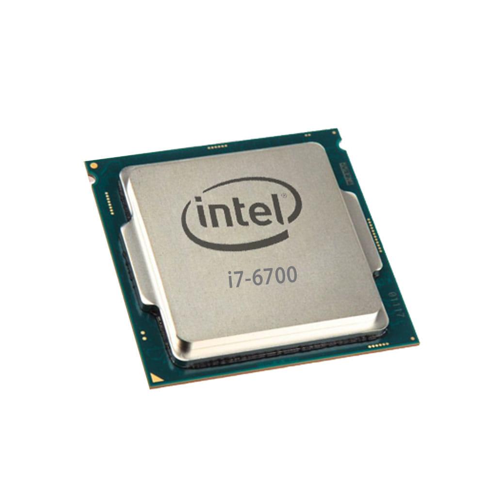 Intel Core i7-6700 3.4GHz. Socket 1151. TRAY.