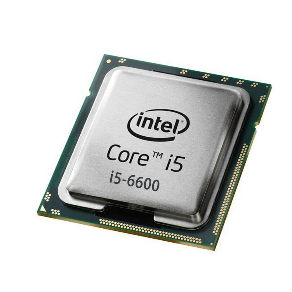 Intel Core I5-6600 3.5Ghz. Socket 1151. TRAY