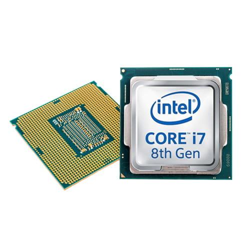 Intel Core I7-8700T 2.4Ghz. 1151. TRAY.