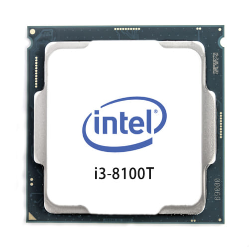 Intel Core i3-8100T 3.1Ghz. Socket 1151. TRAY.