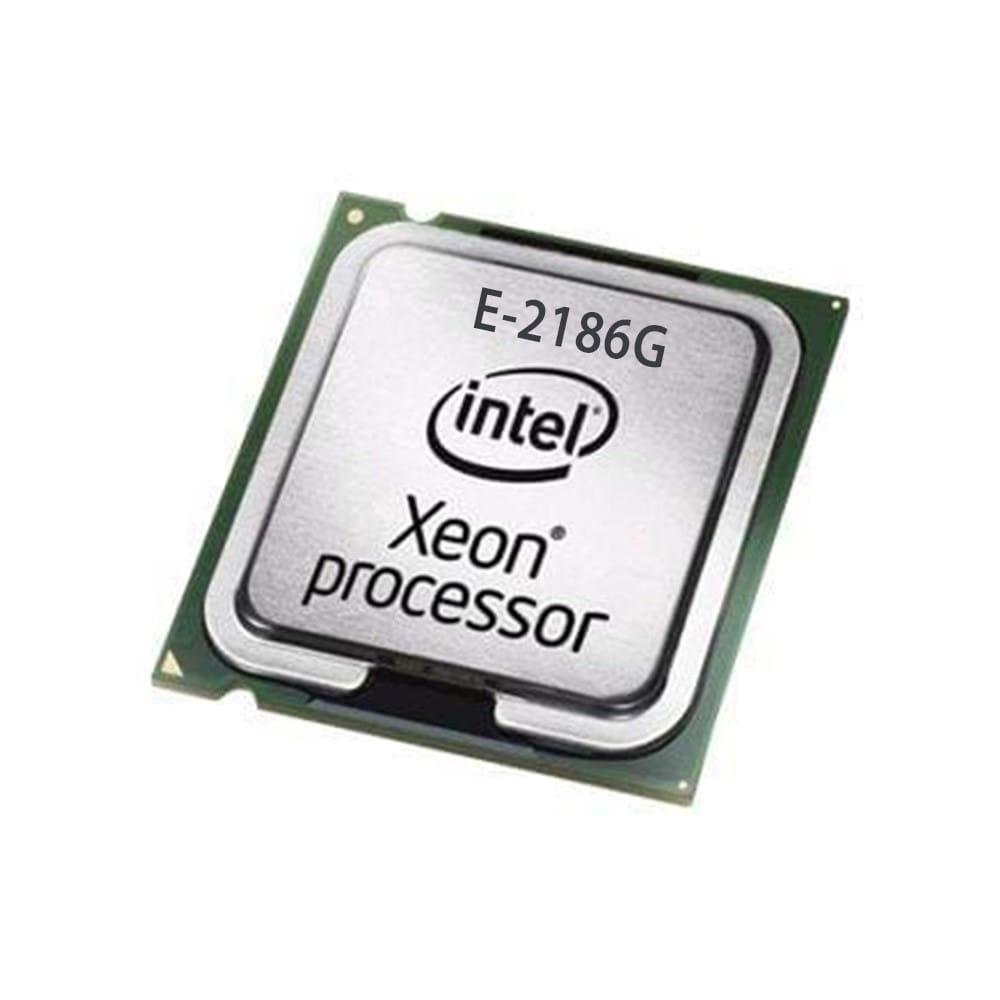 Intel Xeon E-2186G 3.8Ghz. Socket 1151. TRAY.