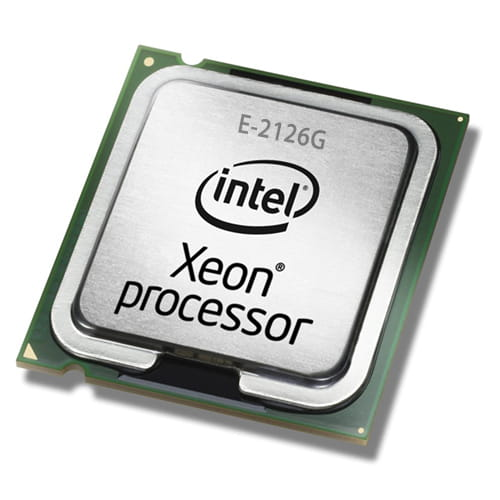 Intel Xeon E-2126G 3.3Ghz. Socket 1151. TRAY.