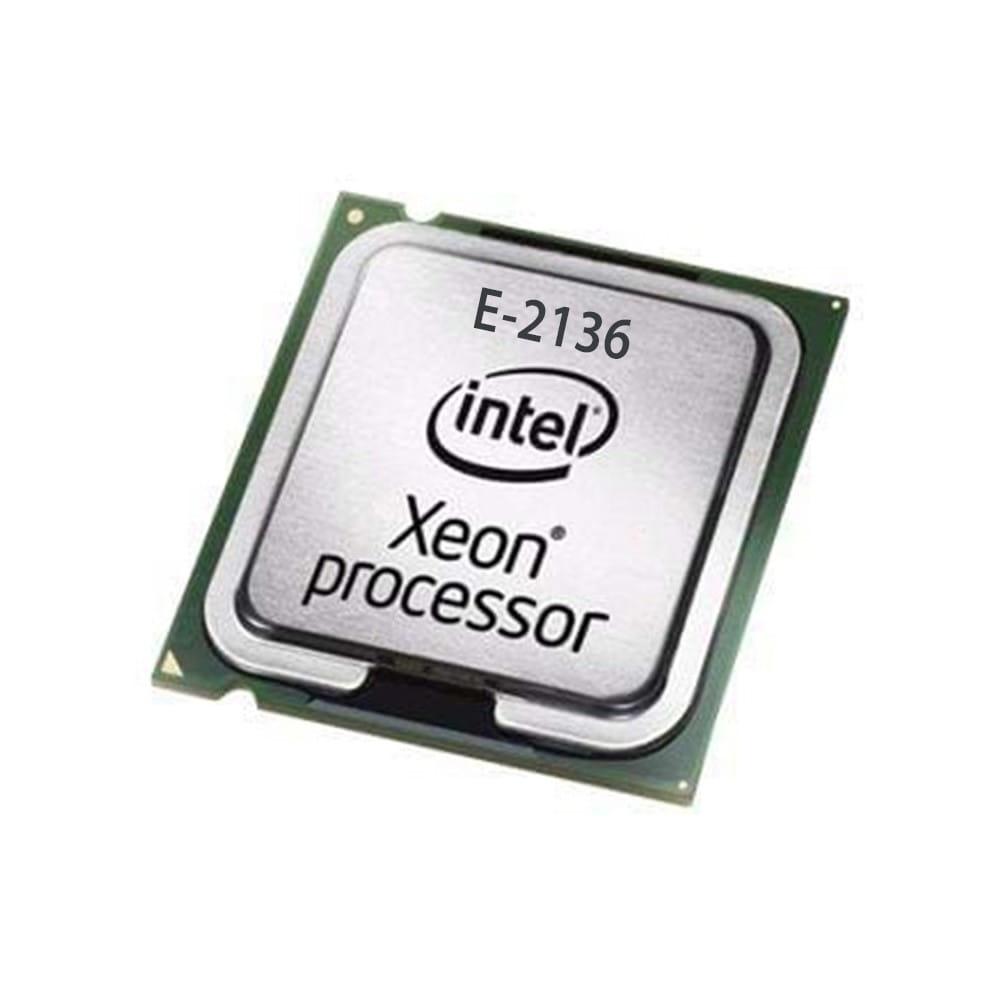 Intel Xeon E-2136 3.3Ghz. Socket 1151. TRAY