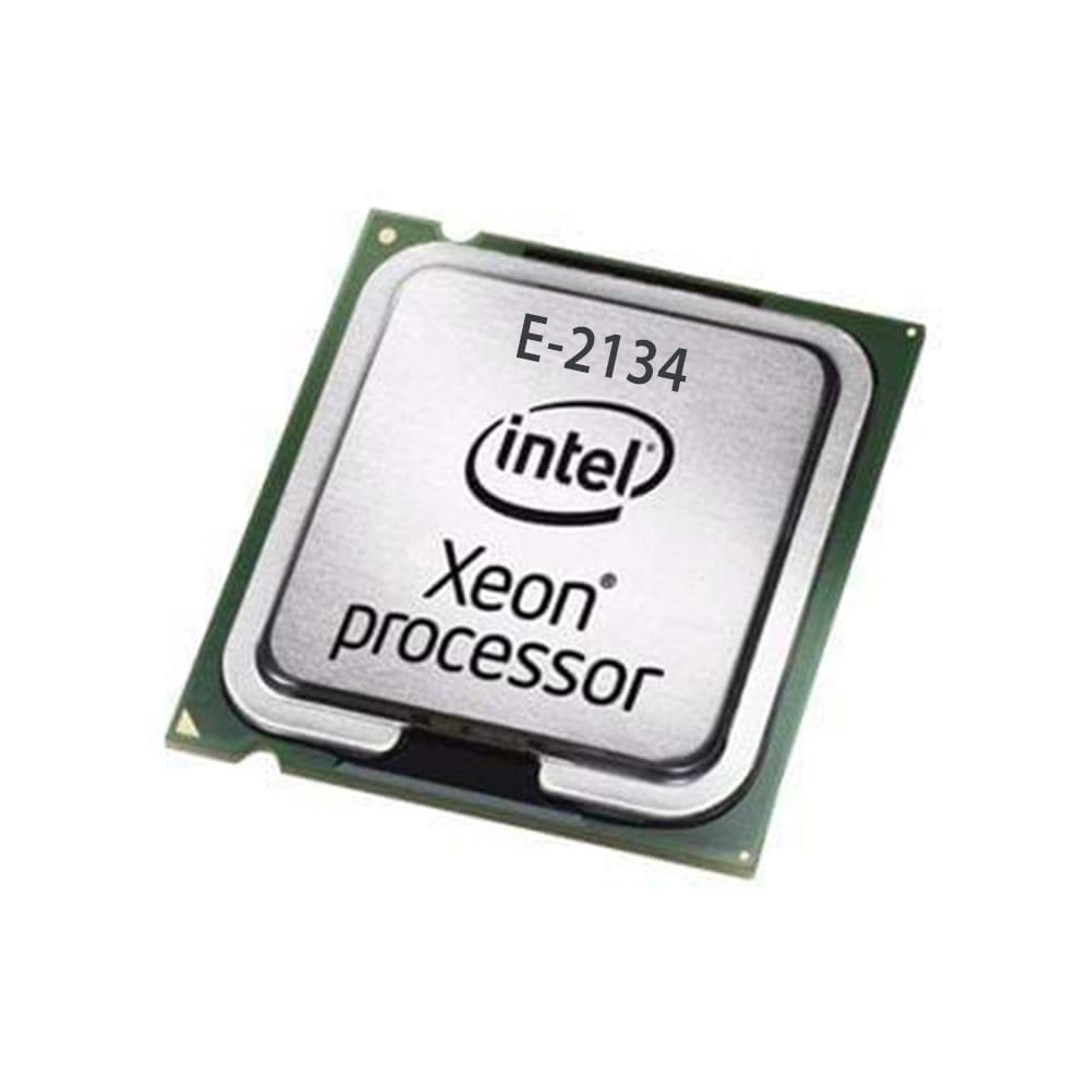 Intel Xeon E-2134 3.5Ghz. Socket 1151. TRAY