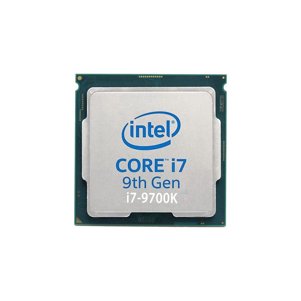 Intel Core i7-9700K 3.60GHz. Socket 1151. TRAY