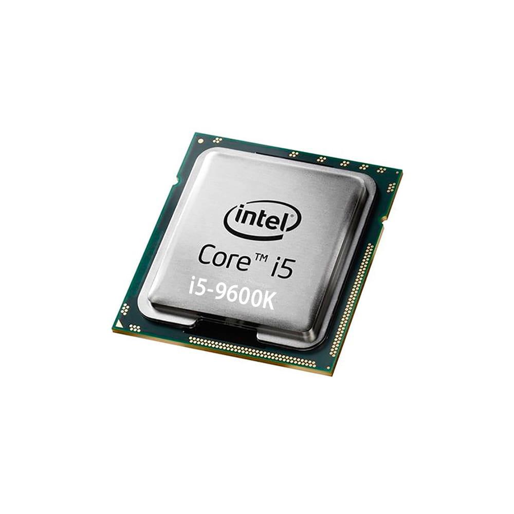Intel Core i5-9600K 3.70GHz. Socket 1151. TRAY