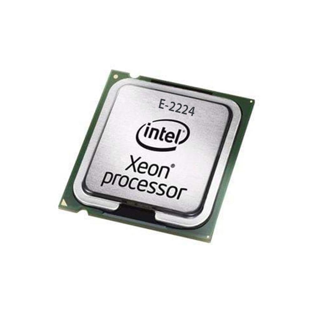 Intel Xeon E-2224 3.4Ghz. Socket 1151. TRAY.