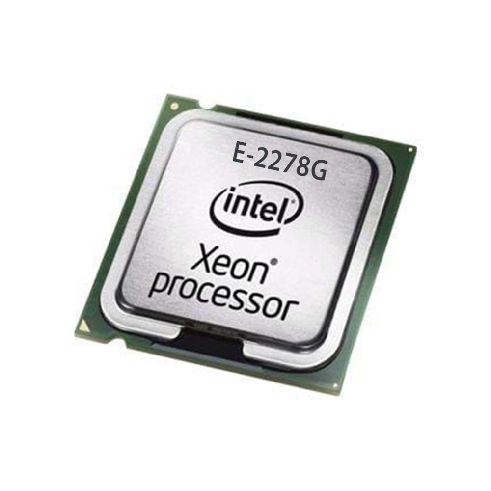Intel Xeon E-2278G 3.4Ghz. Socket 1151. TRAY.