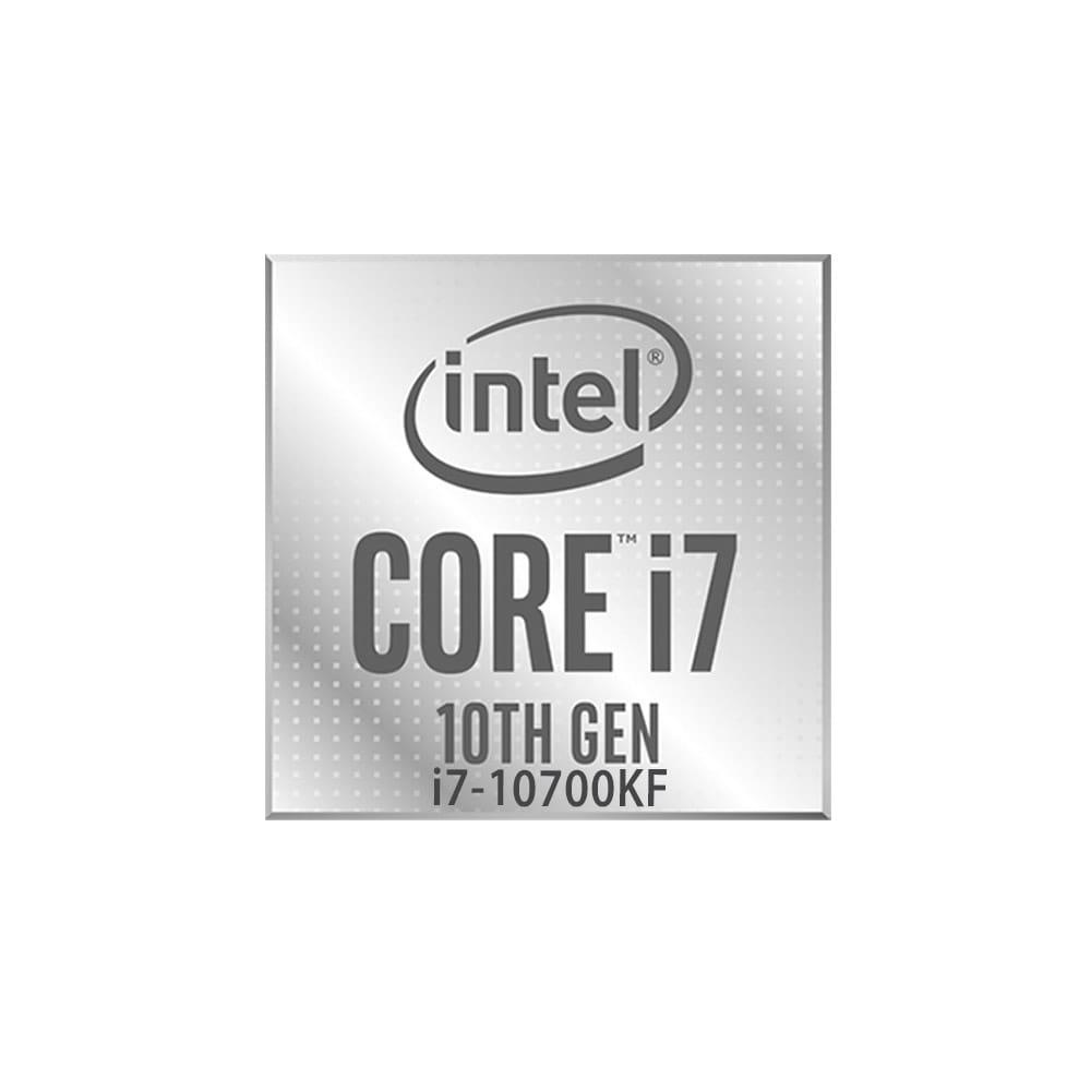 Intel Core i7-10700KF 3.8Ghz. Socket 1200. TRAY