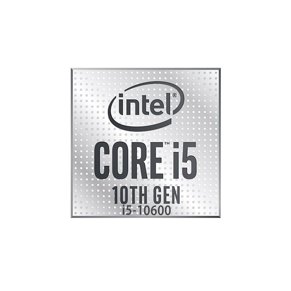 Intel Core i5-10600 3.3Ghz. Socket 1200. TRAY