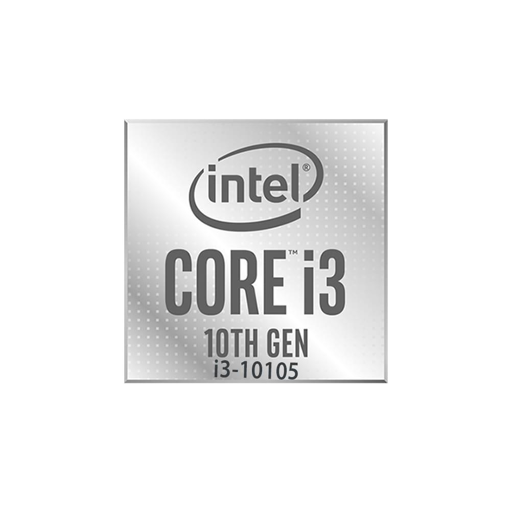 Intel Core i3-10105 3.7Ghz. Socket 1200. TRAY