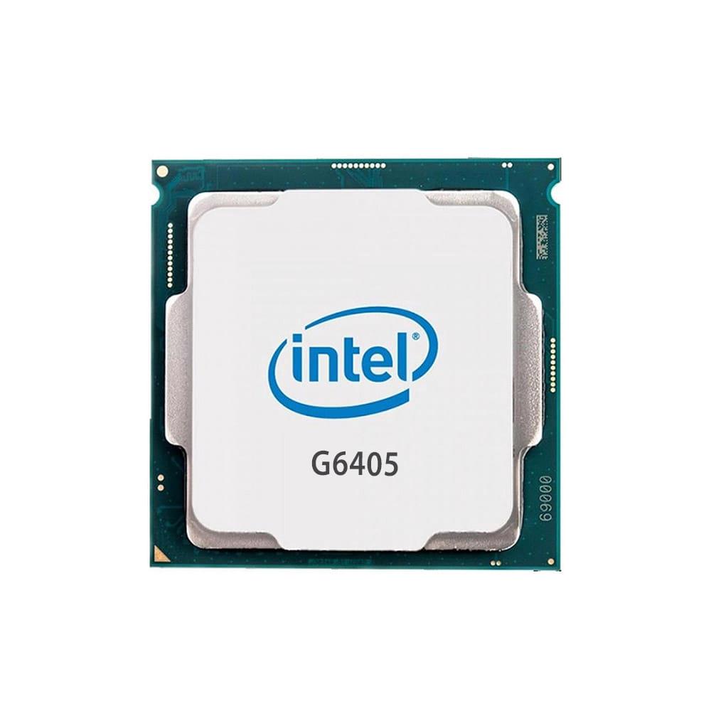 Intel Pentium Gold G6405 4.1Ghz. Socket 1200. TRAY