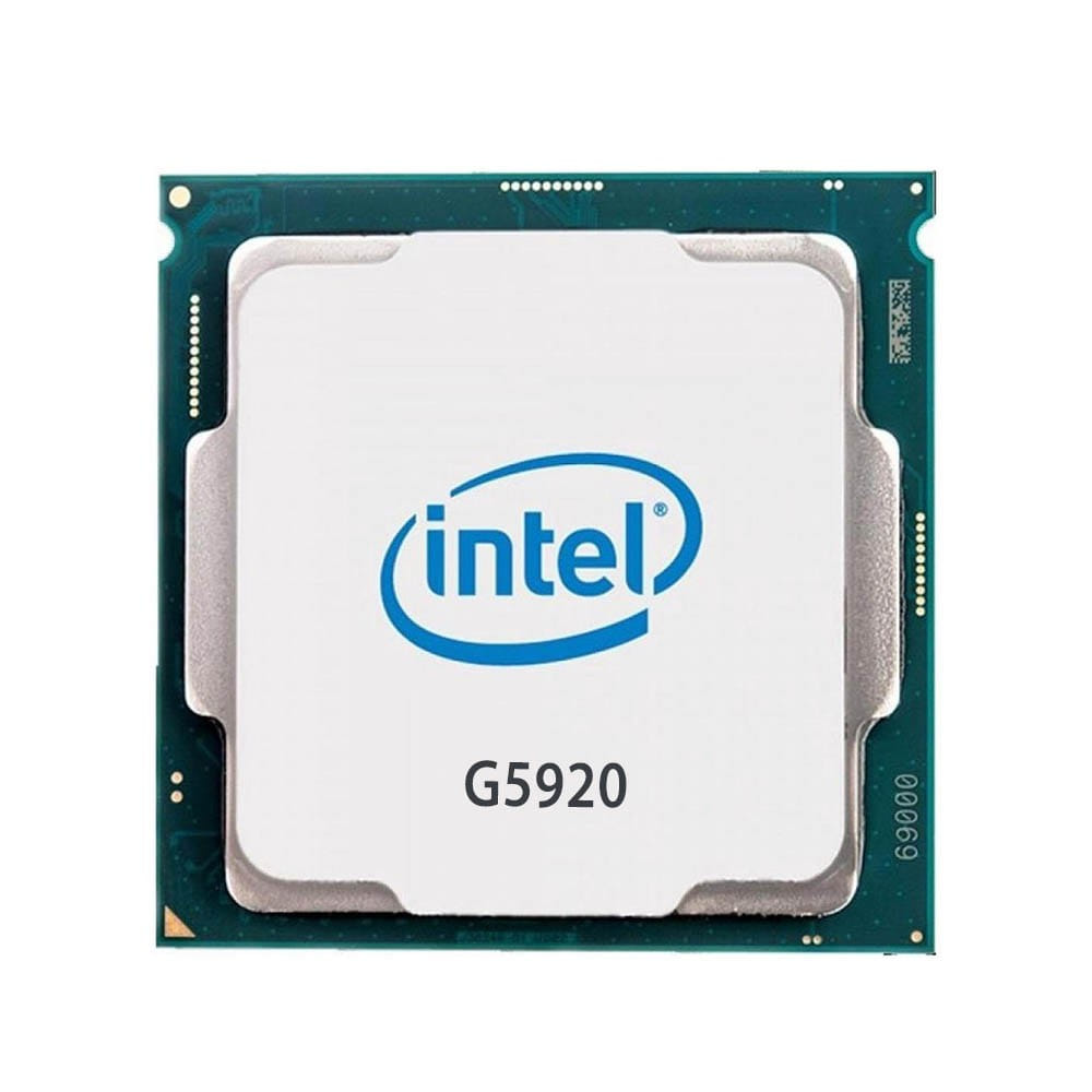 Intel Celeron G5920 3.5Ghz. Socket 1200. TRAY