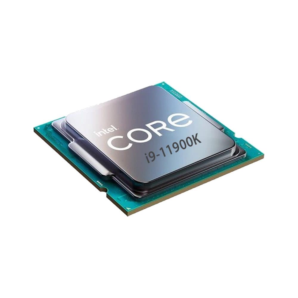Intel Core i9-11900K 3.5Ghz. Socket 1200. TRAY
