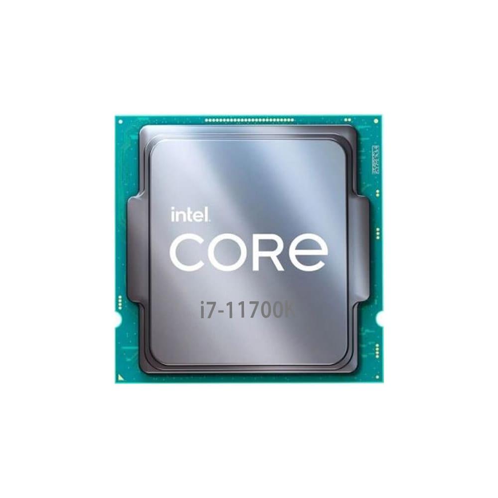 Intel Core i7-11700K 3.6Ghz. Socket 1200. TRAY