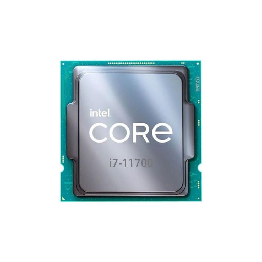 Intel Core i7-11700 2.5Ghz. Socket 1200. TRAY